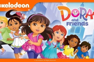 "As Heard on ""Dora & Friends"""